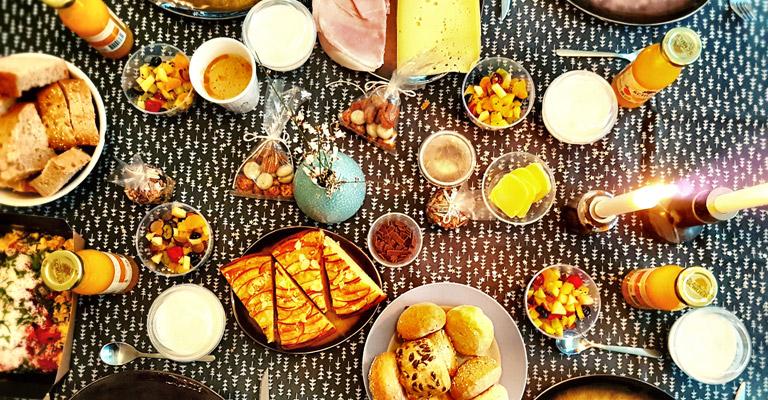 Cantuccini ontbijt aan huis